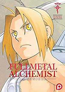Fullmetal Alchemist Chronicle Edition simple One-shot