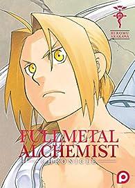Fullmetal Alchemist Chronicle par Hiromu Arakawa