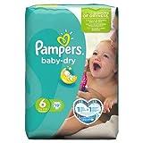 Pampers Baby Dry Windeln Carry Pack–Größe...