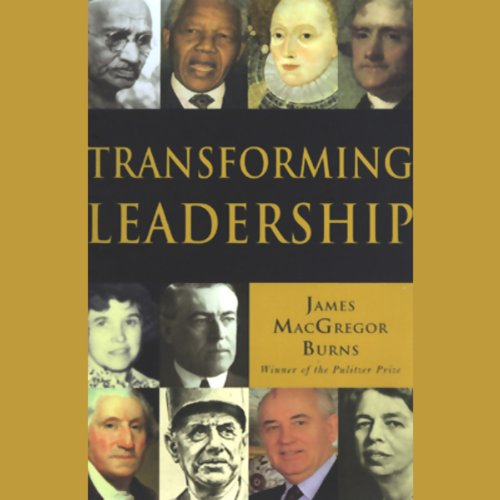 Transforming Leadership audiobook cover art