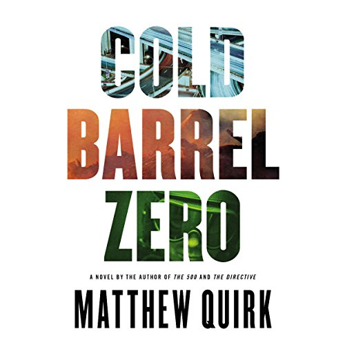Cold Barrel Zero cover art