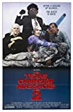 Texas Chainsaw Massacre 2 Poster 02 Photo A4 10x8 Poster