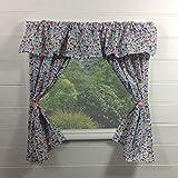 Kids Playhouse tende con mantovana ~ ~ Garden Flowers include raccordi ~ Wendy House/Summer House