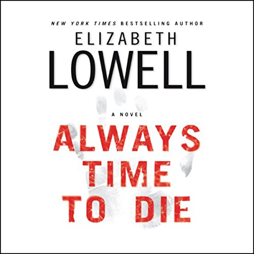 Always Time to Die audiobook cover art