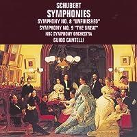 Sinfonien 8 & 9 NBC Sym by FRANZ SCHUBERT