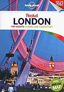 Lonely Planet Pocket London (Encounter)