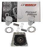 Wiseco (SK1313) 79.00mm 2-Stroke Piston Kit for Ski-Doo Snowmobile