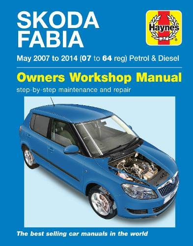 Skoda Fabia Petrol & Diesel (May '07-'14) 07 To 64