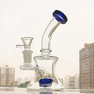 Glass Art Simplicity 10 Inch Tall Join 14MM Green