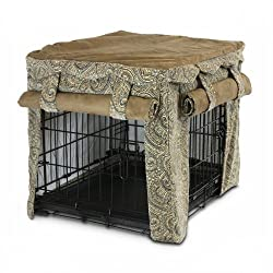 image of Snoozer Cabana Pet Crate Cover