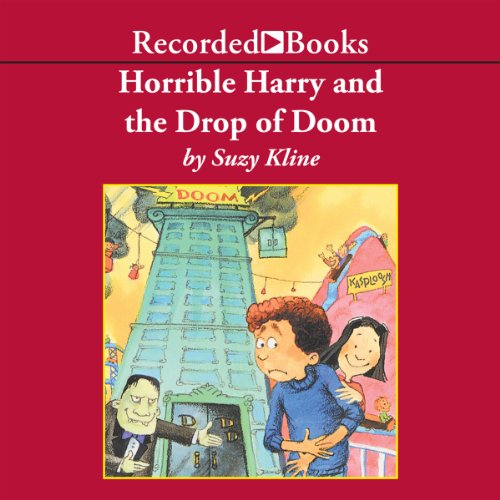 Horrible Harry and the Drop of Doom audiobook cover art