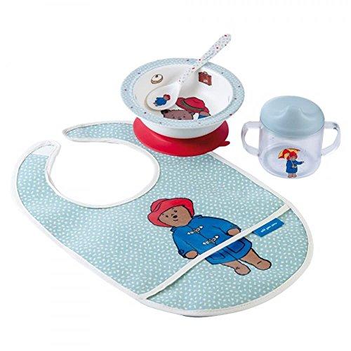 Petit Jour Paris Paddington Ensemble de 4 ours pour bébé dans un coffret cadeau