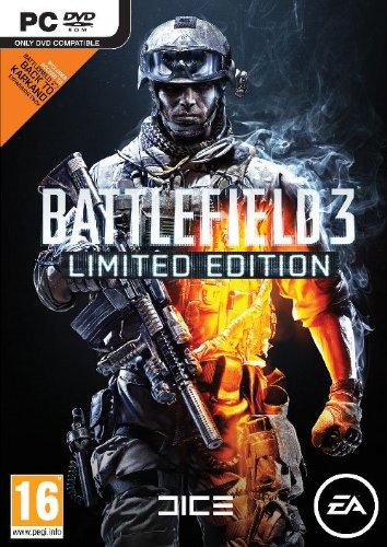 Battlefield 3 - Limited Edition (PC DVD) [Edizione: Regno Unito]