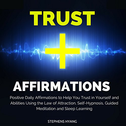 Trust Affirmations audiobook cover art