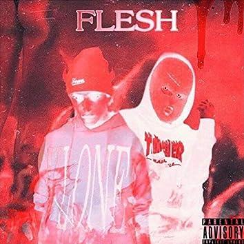 FLESH (feat. XANAKIN SKYWOK)