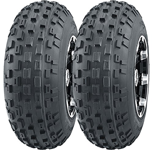 2 New Sport ATV Tires 21x7-10 21x7x10 4PR P321-10015