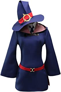Little Witch Academia Halloween Cosplay Costumes