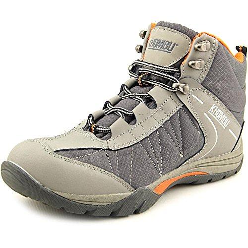 Khombu Women's Hilary Hiking Shoe, Grey, 8