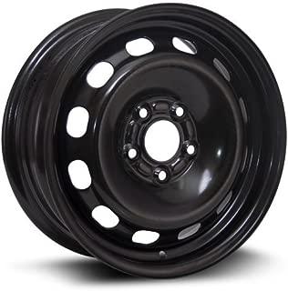 RTX, Steel Rim, New Aftermarket Wheel, 15X6, 5X108, 63.4, 42, black finish X45108