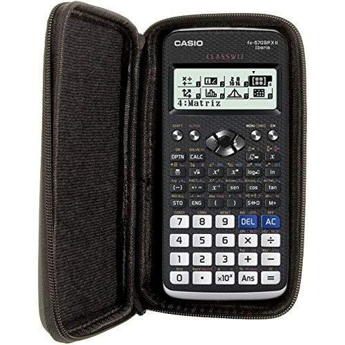 Funda protectora para calculadora Casio FX-570 SP X II Iberia