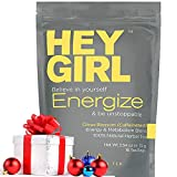 Metabolism Booster Tea for Women - Energize Tea Will Increase Energy, Focus and Support Natural...