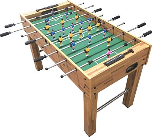 VEDES Großhandel GmbH - Ware 61704329 Natural Games Football Table 122 x 61 x 7 cm, Colourful