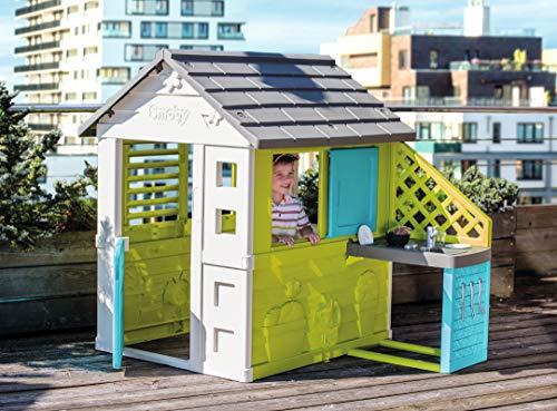 Pretty Spielhaus mit Außenküche (Smoby) - 10