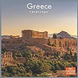 Greece Landscape Calendar 2022: Official Greece Country Calendar 2022, 16 Month Calendar 2022