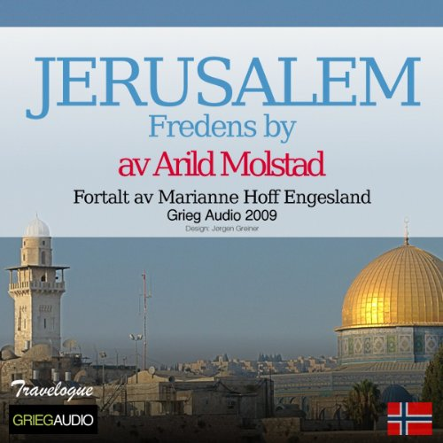 Reiseskildring - Jerusalem [Travelogue - Jerusalem] audiobook cover art