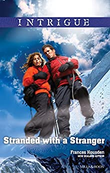 Stranded With A Stranger (International Affairs Book 1) by [Frances Housden]