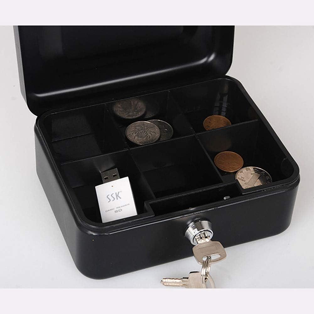 Ybriefbag-Home 6 NEW Inch Cash Box M cheap Mini Coin Portable