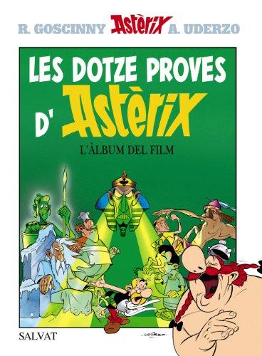 Les Dotze Proves D'asterix / the Twelve Tasks of Asterix