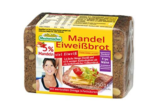 Mestemacher Mandel Eiweißbrot 250 g