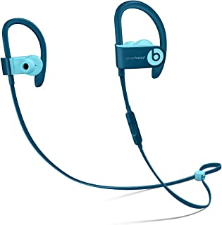Apple Powerbeats3 - Wireless Earphones - Beats Pop Collection - Blue - MRET2LL/A (Renewed)