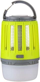 Chlry Lámpara Mata Mosquitos electrico para Acampar, Impermeable, fácil de Limpiar y Recargable por USB, Repelente de Insectos contra Insectos antimosquitos