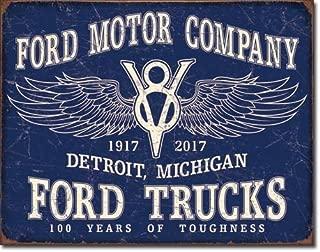 The Finest Website Inc. New Ford Motor Company V8 Trucks 16