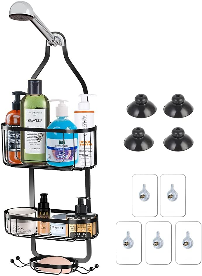 Regular discount Nandae Bathroom Hanging Shower Caddy Organizer C The Over Now on sale