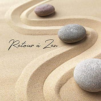 Retour à Zen: Méditation dans le jardin japonais
