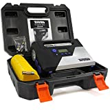 TireTek RX-i Digital Tyre Inflator Car Tyre Pump - 12v Portable Compressor...
