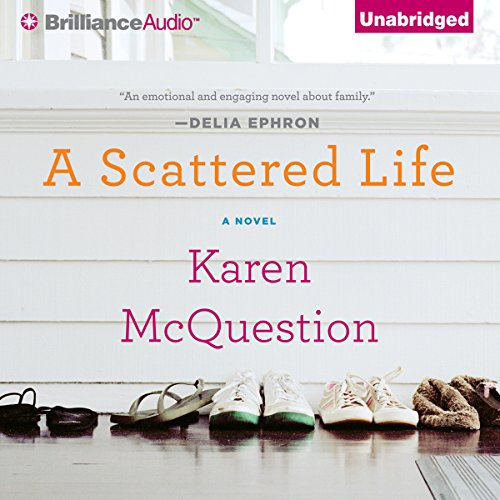 A Scattered Life audiobook cover art
