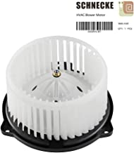 Schnecke Front AC Heater Blower Motor Fits select TOYOTA(02-06 CAMRY)(04-08 SOLARA) replaces 8710306031, 8710306041, 8710308051