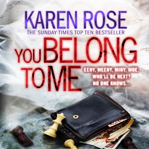 You Belong to Me audiobook cover art
