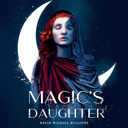 Magic's Daughter cover art