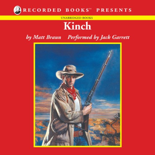 Kinch audiobook cover art