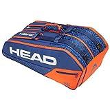 HEAD Core Tennis Racket Bag, 9 Racket Supercombi