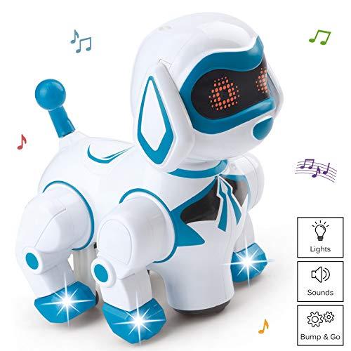 Vokodo Pet Robotic Dog Interactive Kids Toy Puppy...