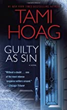 By Tami Hoag Guilty as Sin: A Novel (Deer Lake) (Reissue) [Mass Market Paperback]