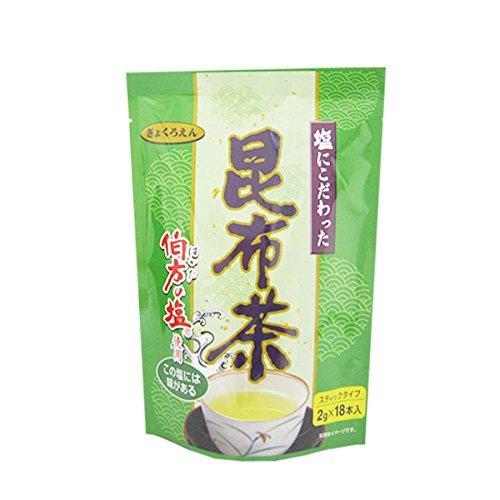 【昆布茶(18p)】 【スティックタイプ】こんぶ茶