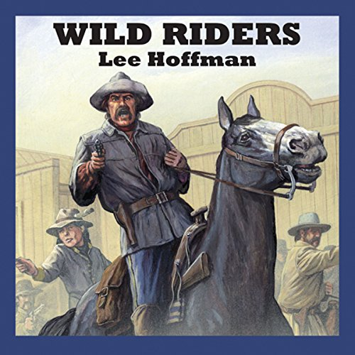 Wild Riders audiobook cover art