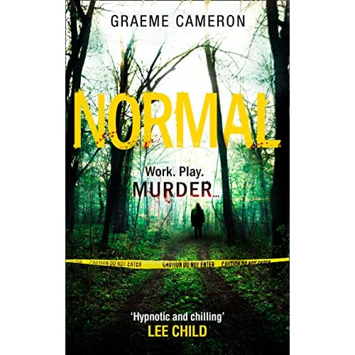 Normal: The Most Original Thriller Of The Year (English Edition)